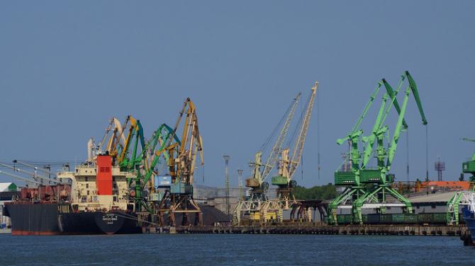 Rosyjscy przewoźnicy mile widziani w litewskim porcie Kłajpeda