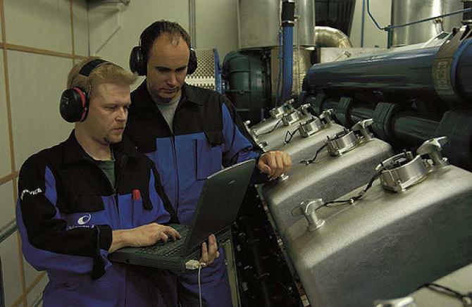 Wärtsilä fałszowała wyniki testów swoich silników