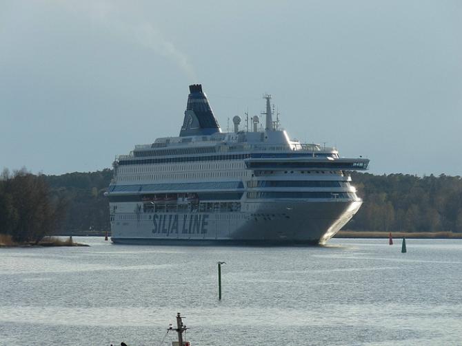Odnowiona Silja Europa wraca na trasę Tallinn-Helsinki
