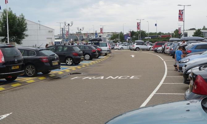 Eurotunnel powiększa zdolność przeładunkową terminalu Folkestone