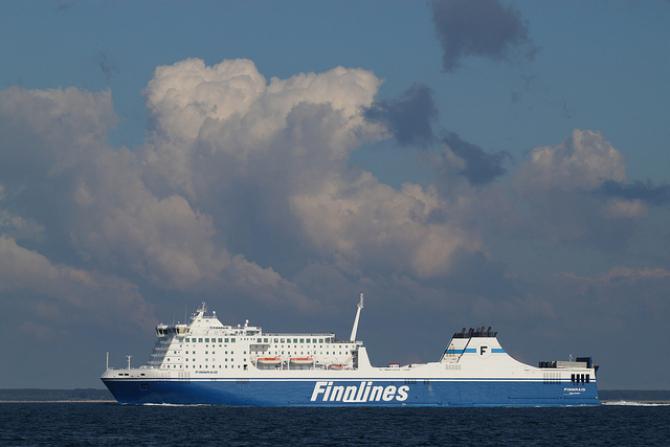 Finnlines poprawił wyniki w 2015 roku