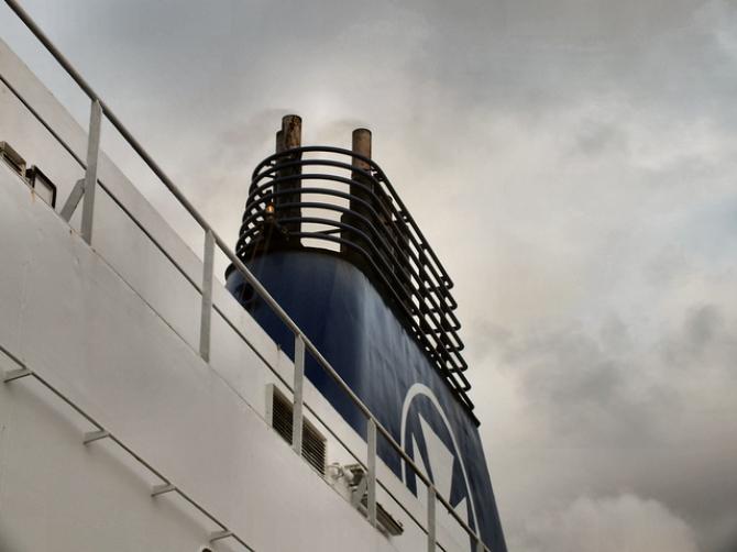 Umowa z DFDS na obsługę trasy Dieppe-Newhaven zostanie anulowana