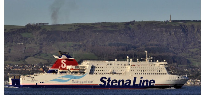 Promy Stena Line z nowym wydajnym połączeniem Wi-Fi