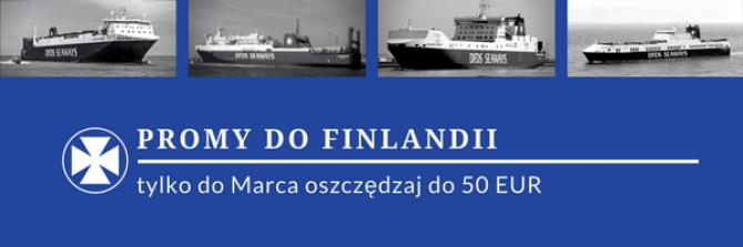Promy do Finlandii: Sprawdź najniższe Ceny tylko do Marca!
