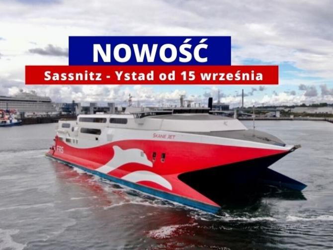 Sassnitz-Ystad: Königslinie ponownie otwarta