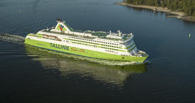 Prom Tallin Helsinki: Tallink - INFORMACJE, CENA, MOŻLIWOŚCI