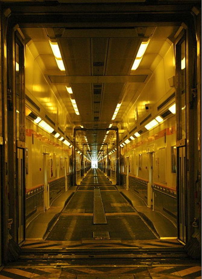 13 robotników zatruło się czadem w tunelu pod La Manche