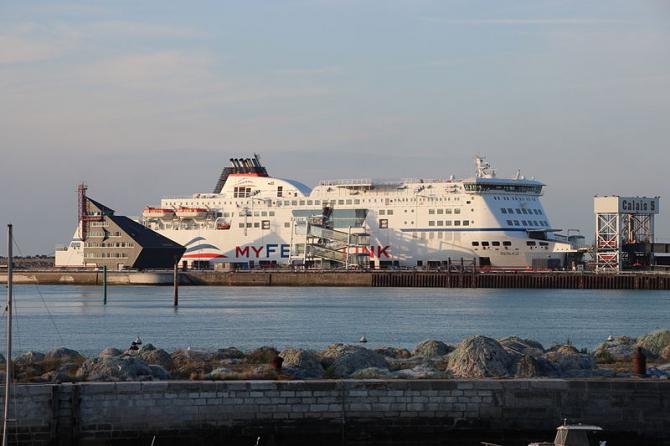 MyFerryLink jedyny kandydat do obsługi linii Dieppe – Newhaven