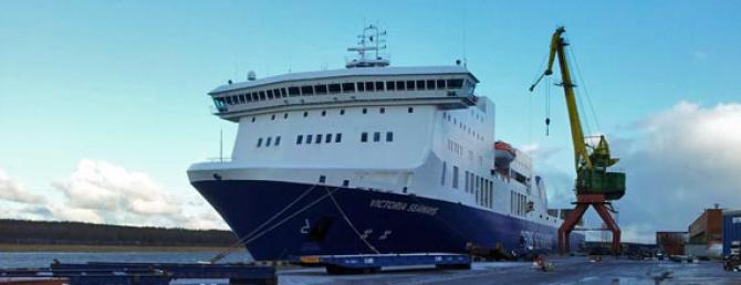 Większa przepustowość trasy Kłajpeda – Karlshamn