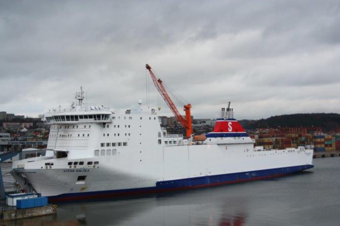 Stena Line zwiększa częstotliwość rejsów na trasie Gdynia-Karlskrona
