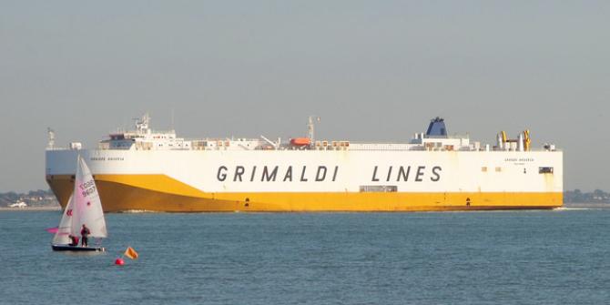 Grimaldi na zakupach, czyli jak z rozmachem rozwijać flotę