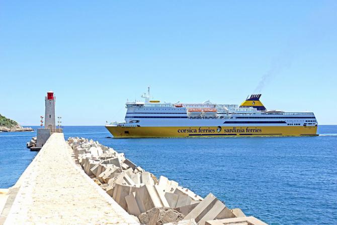 Corsica Ferries zwiększa flotę przed sezonem