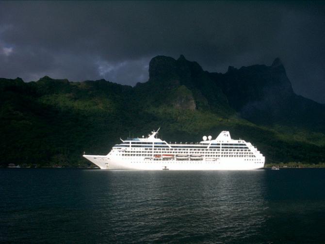Zaskakujące wyniki badań na temat ekologiczności współczesnych statków