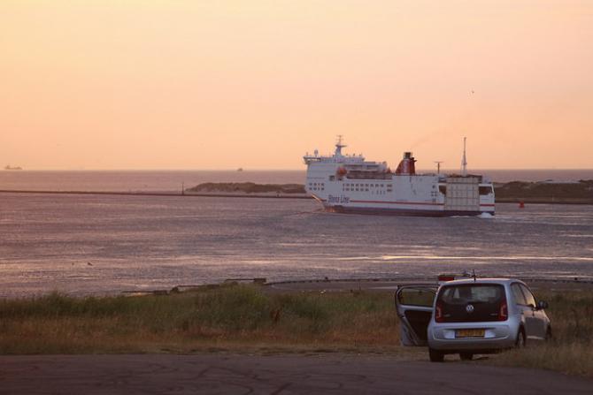 Stena Line upatruje nowych szans w dostępie do Nabrzeża Puckiego