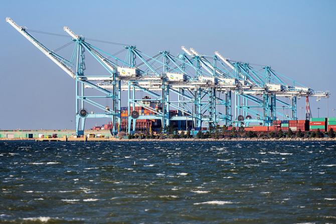 ESPO opublikowała priorytety środowiskowe dla portów
