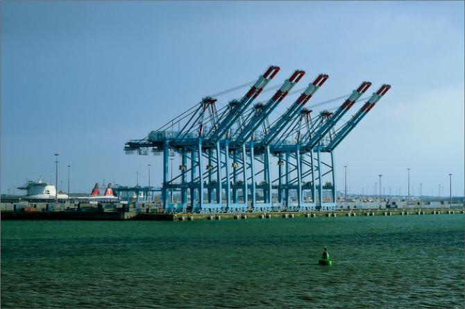 Po zamachach w Brukseli, belgijskie porty funkcjonują bez zakłóceń