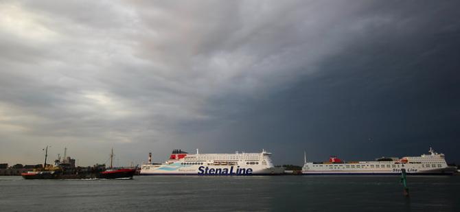 Stena Line zamyka biuro w Kilonii