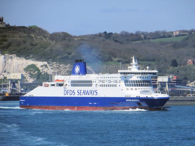 DFDS i Port w Dunkierce dokonały otwarcia nowego terminalu