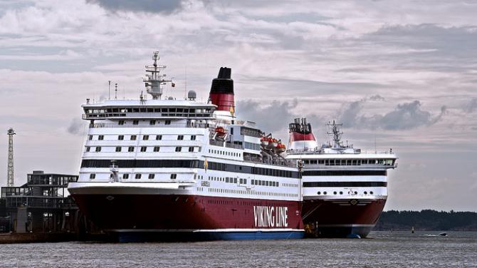 Ekologia najwyższym priorytetem dla Viking Line