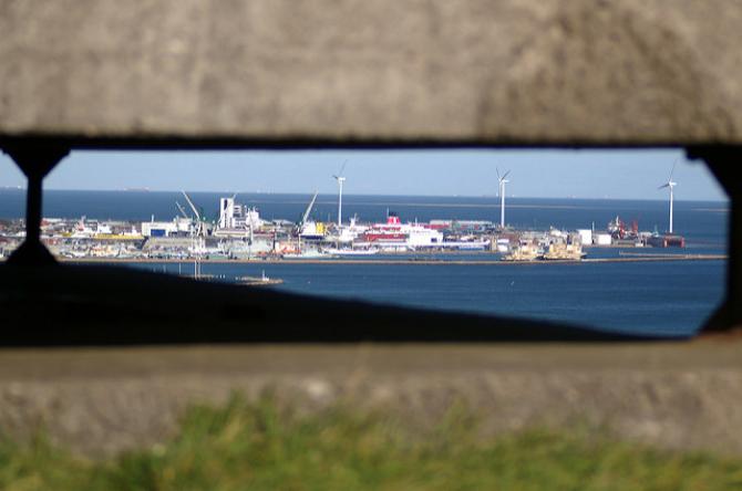 UE dofinansuje projekt w porcie Frederikshavn