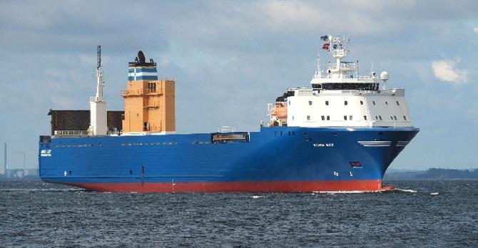 Nowy statek na linii promowej Stena Line z Gdyni do Nynäshamn