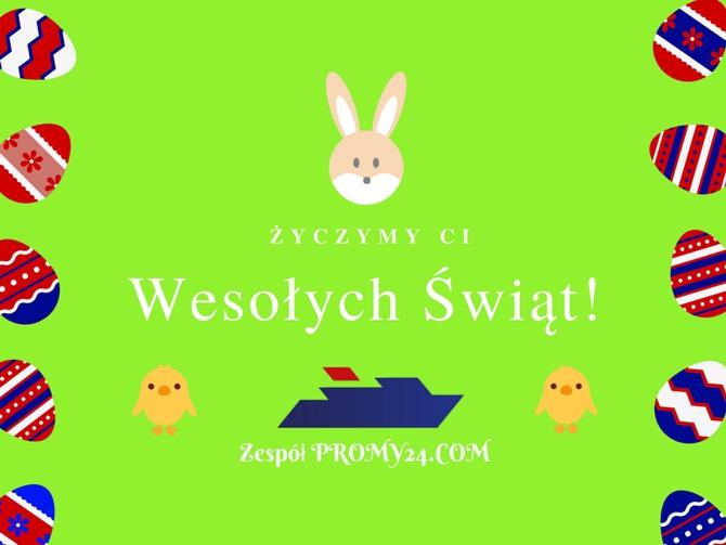 <strong>Wesołych, kolorowych Świąt Wielkanocnych!</strong>