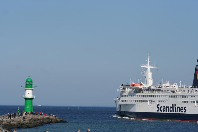 Która stocznia wyremontuje nowe statki Scandlines?
