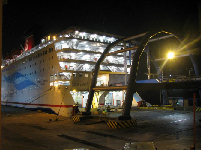 Prokuratura rejonowa w Gdyni oskarża Kapitana promu Stena Spirit