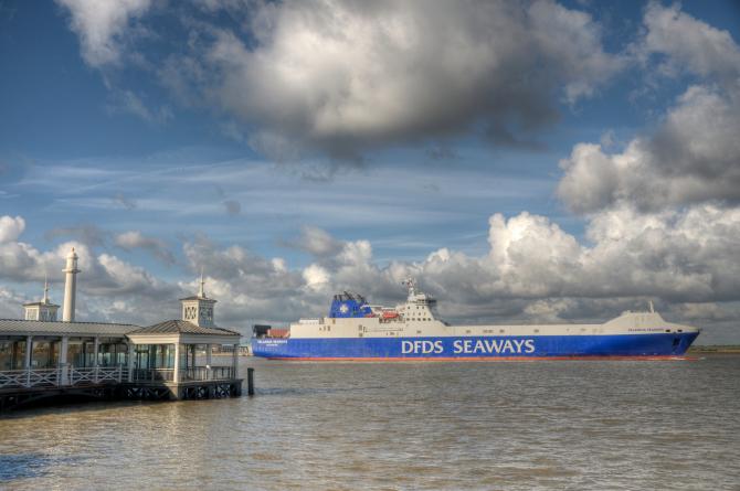 DFDS: nie zamkniemy więcej tras