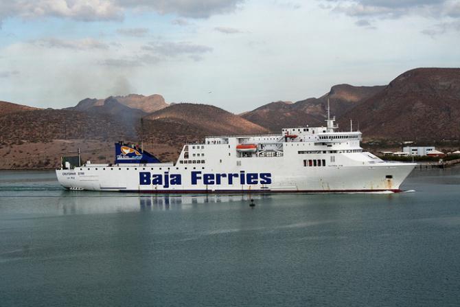 Baja Ferries faworytem do przejęcia SNCM