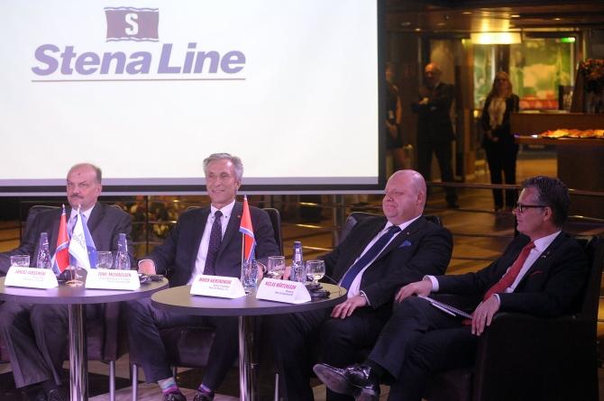 20-lecie Stena Line na linii Gdynia-Karlskrona