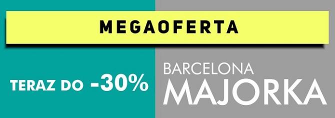 MEGAoferta: Prom Barcelona - Majorka