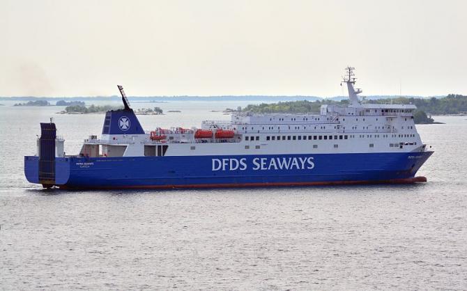 DFDS: Więcej rejsów na trasie Kilonia – Kłajpeda