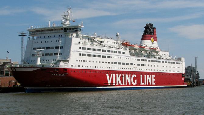 Dodatkowe rejsy Viking Line: Tallin- Helsinki