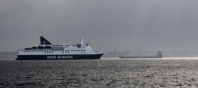DFDS: Pierwszy kwartał potwierdza wcześniejsze perspektywy na rok 2014