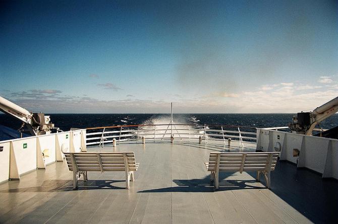 Tallink podpisał umowę kredytową na budowę nowego promu LNG