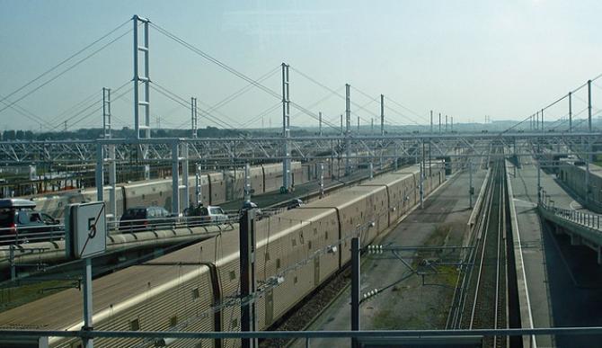 Eurotunnel kontra gang przemycający nielegalnych imigrantów