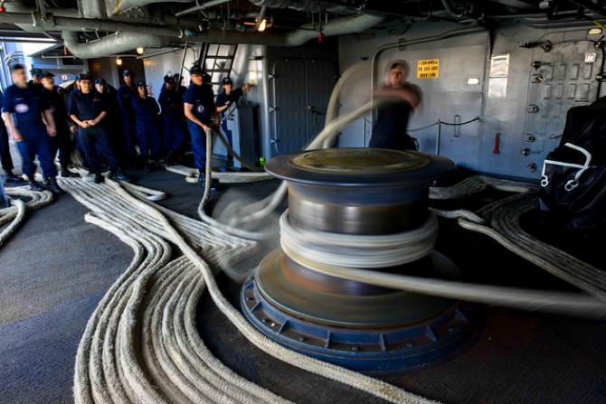 Międzynarodowa żegluga będzie potrzebowała 42 500 oficerów do 2019 roku