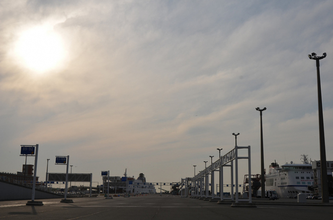 Chaos na Kanale La Manche wpłynie na wzrost cen w transporcie