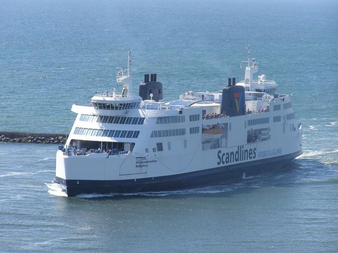 Scandlines: Wakacyjne roszady we flocie
