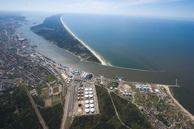 Ambitna koncepcja rozwoju portu w Kłajpedzie