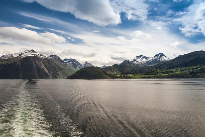 Promy w Norwegii: Kontynuacja elektrycznej rewolucji