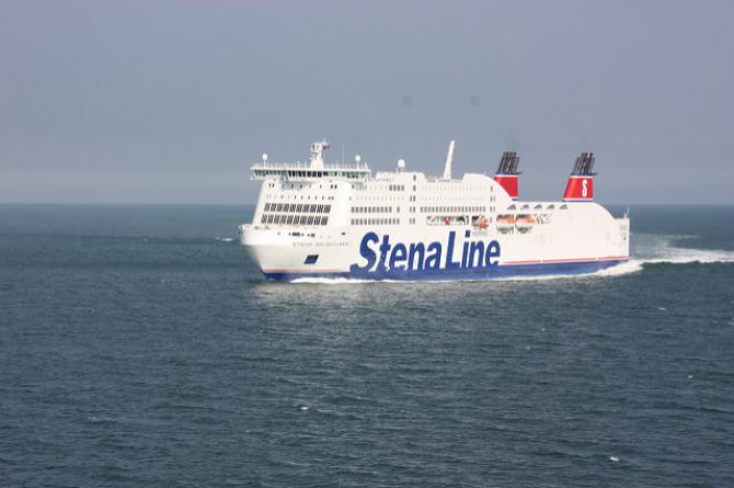Stena Line przypomina o karach za wyciek paliwa na pokładzie