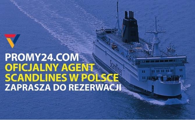 PROMY24.COM - Oficjalny agent Scandlines w Polsce