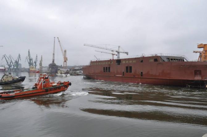 BC Ferries zamówił 3 promy napędzane LNG w Remontowa Shipbuilding SA