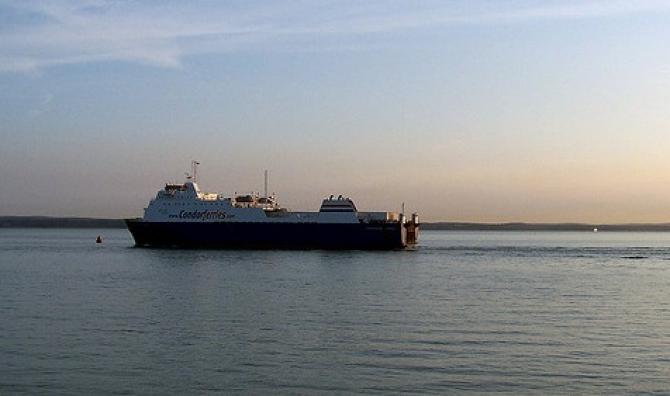 Condor Ferries wyczarteruje prom typu ro-ro