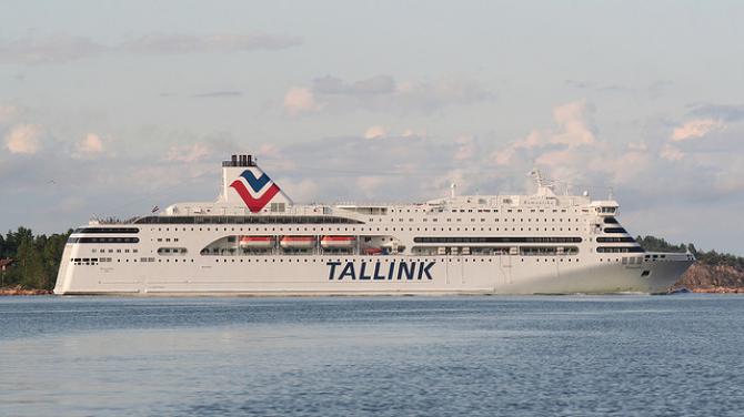 Tallink: Silja Europa w Australii- zmiana tras promów