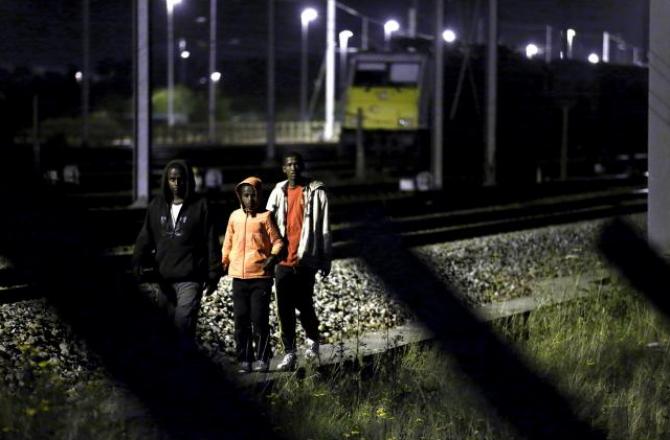 Władze Wielkiej Brytanii i Francji z nowym planem ws. Calais