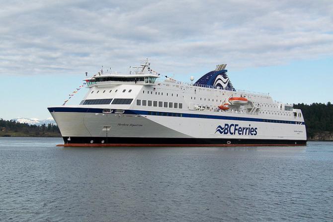 Stocznia Remontowa ma szansę na przebudowę promów BC Ferries