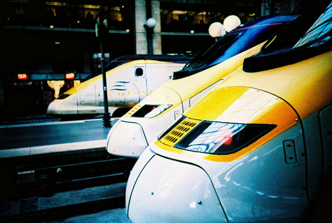 Eurostar pomimo strajków w Calais odnotowuje wzrosty